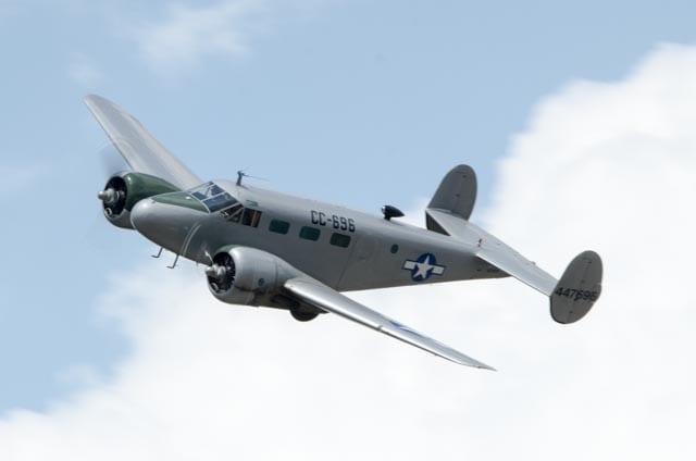 Air Force C-45
