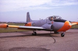Salute from the Shore Jet Provost