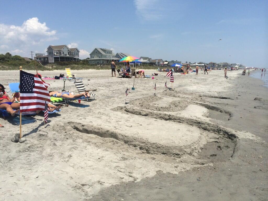 USA in the Sand 2