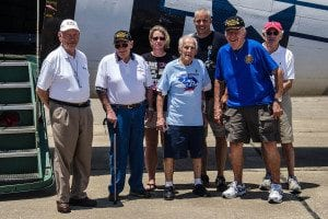 Salute-from-the-Shore-Ron-Malec--Vets-who-Flew