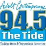 94.5 The Tide Salute from the Shore Supporter