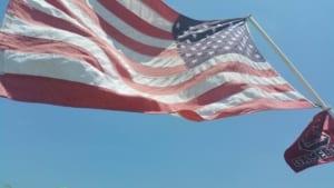 James Michael Simmons flag