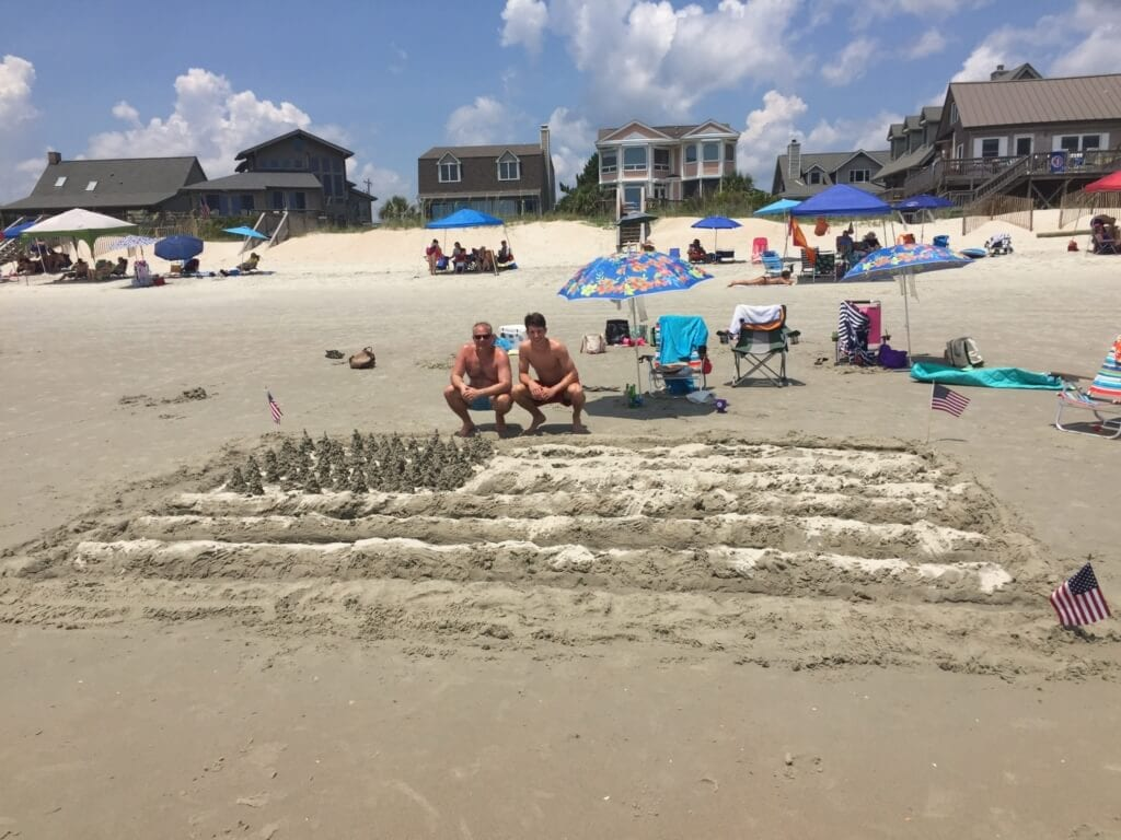 Photo credit Lewis Family - Pawleys Island